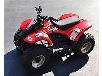 Suzuki lt 50 quad for sale/ swaps for 125cc bike.