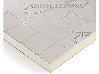 Recticel Eurothane Insulation boards (2.4m x 1.2m) 75mm