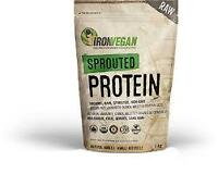 IronVegan Sprouted Protein Vanilla 1kg Exp08/2018