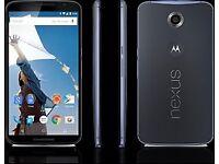 Nexus 6 32GB Unlocked Never been used.