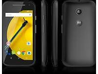 Brand new unlocked and sealed motorola moto e (2nd gen) on android