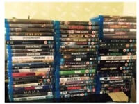 66 bluray film collection will swop for ps4