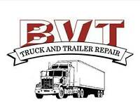 Heavy Duty Truck & Trailer Mechanic