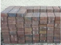 Small and Large Slabs * Free red bricks *