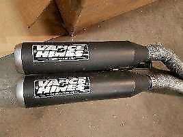 Exhaust Vance et Hines