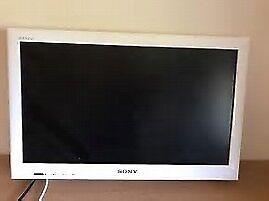 Sony Wifi TV KDL-22EX553 22 -inch LCD 720 pixels 50 Hz