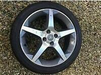 Looking for 2 alloy,s for tigra