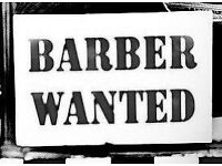 Part time barber wanted