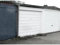 TO LET One Secure Garage, 4 Birdsfoot Lane, Luton LU3-2DQ