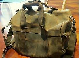 Leather Bag (Rustic)