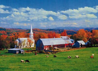 Trent Travel - Vermont 4 Day Motorcoach Tour