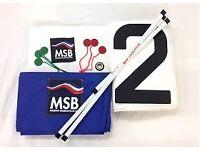 MSB Laser Radial Sail - unused
