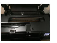 Wireless Epson stylus photo r3000
