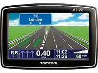 TOMTOM LIVE GO VERY FAST GREAT CONDITION PERFECT WORKING ORDER ALL COMPLETE BARGAIN
