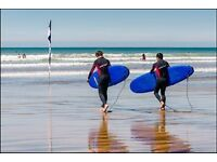 INSTALMENT PAYMENTS FOR 2017 DEVON & CORNWALL HOLIDAYS- BEACHES- 2 POOLS- SURFING-WALKING- DOGS- BAR