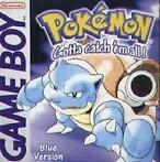[Gameboy] Pokemon Blue Version
