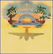 Wishbone Ash Live Dates LP