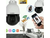 ip cctv camera 1080p monitor iphone/android microphone speaker night vison