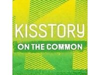 KISSTORY ON THE COMMON TICKET x1