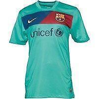 735ada2acb8 Barcelona Away Shirt 2010