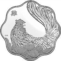Royal Canadian mint Lunar Chinese Coins
