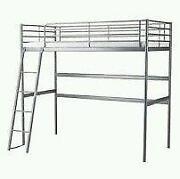 Metal High Bed