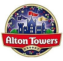 Alton Towers tickets Sunday 29th April