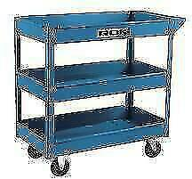 Brand New 3 level Service Cart / Welding Cart/Adjustable Folding Work Table/Furniture Dolly/Hand Dolly/Step ladder