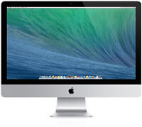 iMac 27 i5 24 gb RAM 1tb late-2013 (Clavier et Trackpad inclus)