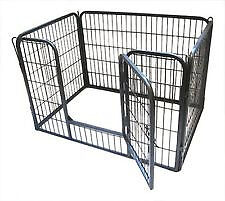 Heavy Duty Puppy Dog Play Pen also suitable for Rabbits and Guinea Pigs