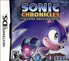 sonic chronicles (the dark brotherhood)