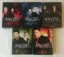 Angel all five seasons dvd