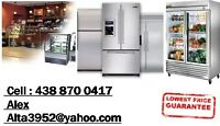 "Fridge Freezer ""438 870 0417"" Residential**Restourant"