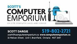Quality Computer Services You Can Trust! Call Today!