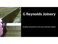 G Reynolds Joinery- handyman & joinery services