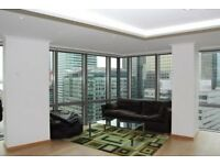**SPACIOUS 1 BEDROOM APARTMENT, GREAT WATER VIEWS, CANARY WHARF E14** TG