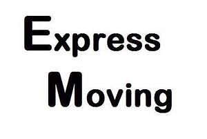 Express moving - 17ft truck & 2 movers for $60/hr