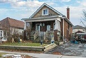 Cute All Brick 1.5 Storey Home W Covered Front Porch Situated In