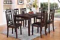 Pub height dining table set PLUS 2 stools