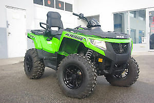 Save The Tax 2017 Arctic Cat Alterra TRV 700 XT EPS [No Tax]
