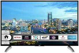 Bush 43inch 4k uhd smart tv