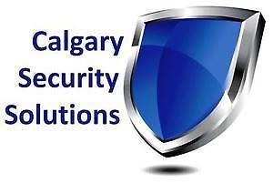 Calgary Security Solutions **Free Drill**