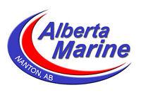 Alberta Marine (Nanton,AB) for all makes boat service!