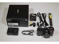Fujifilm X100F Professional Digital Camera - Black