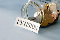 "Do you have a ""locked in"" pension?"