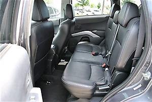 2007 Mitsubishi outlander xls