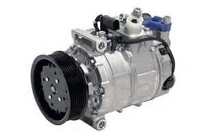 Automotive Aircon Parts - Compressor, Condenser