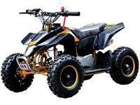 NEW KIDS 49CC Z20 QUAD BIKES FREE UK DELIVERY ....