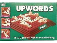 Vintage 1996 Upwords Game - Chatham