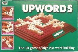 Vintage Upwords board game - Chatham. ME5